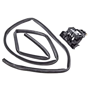 Frigidaire 5304442175 Dishwasher Door Latch and Gasket Kit Genuine Original Equipment Manufacturer (OEM) Part
