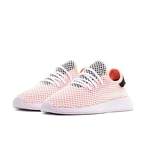 d3fee5441ce43 ADIDAS DEERUPT Runner B28075 Light Rose  Amazon.es  Zapatos y complementos