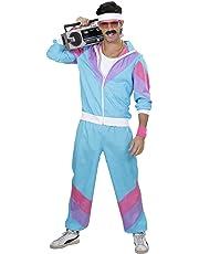 Widmann 98872 Kostüm, Mehrfarbig(blau/lila/rosa)), M