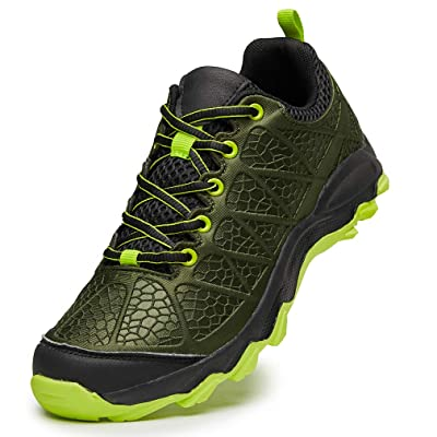 ziitop Hiking Shoes Men Outdoor Trekking Shoes for Men Anti-Slip Lightweight Breathable Quick-Dry | Hiking Shoes