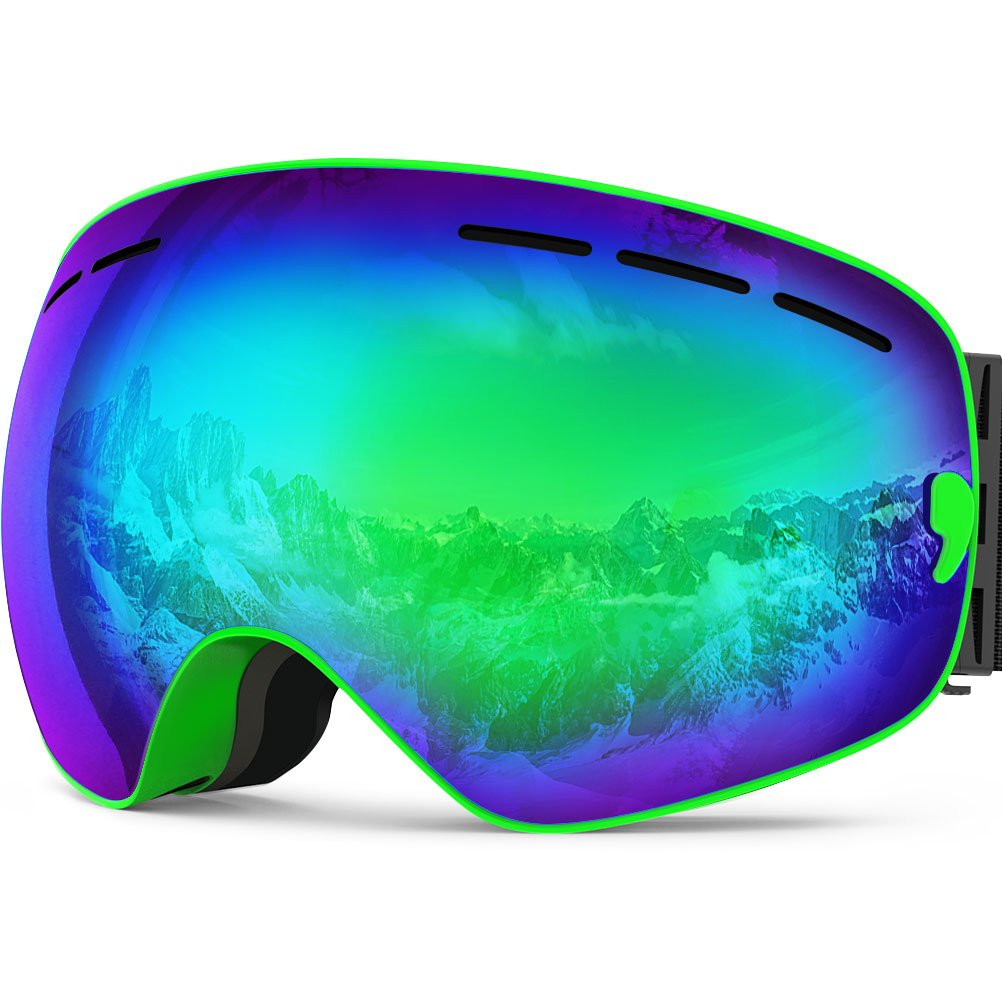 Top 10 Best Snowboard Goggles (2020 Reviews & Buying Guide) 3