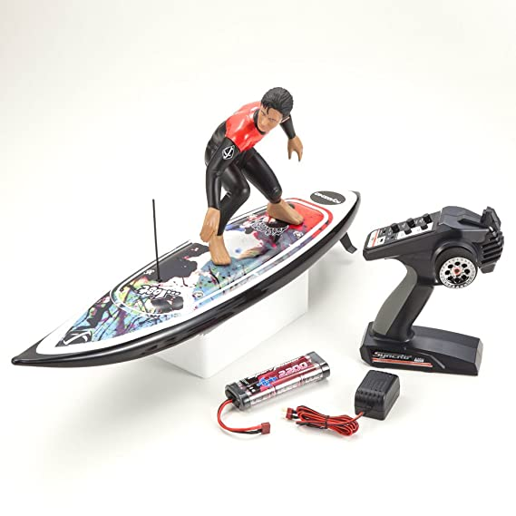 Kyosho RC Surfer 3.0 Lost Edition RC - Tabla de surf: Amazon.es: Amazon.es
