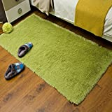 Padded Washable Floor Mat Bedroom Bedside Mats Bay Window Kitchen Hallway Bathroom Absorbent Pad-A 100x160cm(39x63inch)