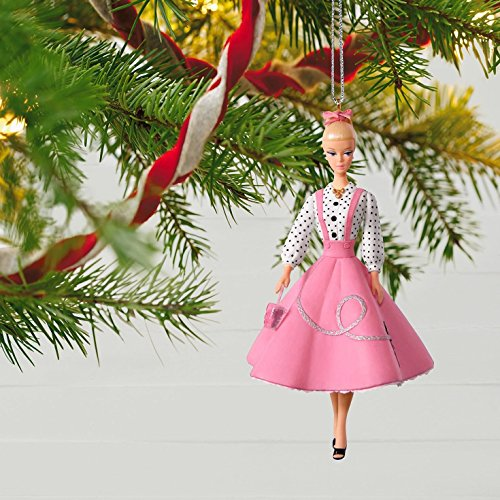 Hallmark Keepsake 2018 Barbie Soda Shop Ornament