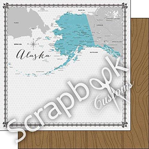 Alaska Memories Map 12