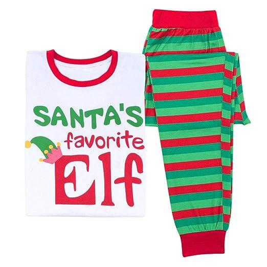 Amazon.com  Xinvision Papa Mama Kids Family Matching Christmas Pajamas Sets  Holiday Homewear  Clothing d3a1d747b
