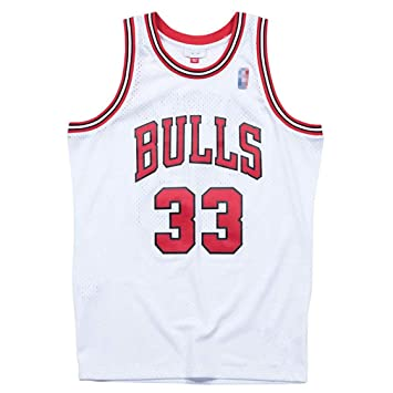 King-mely Camiseta de Baloncesto para Hombre, NBA Pippen#33,Rodman ...
