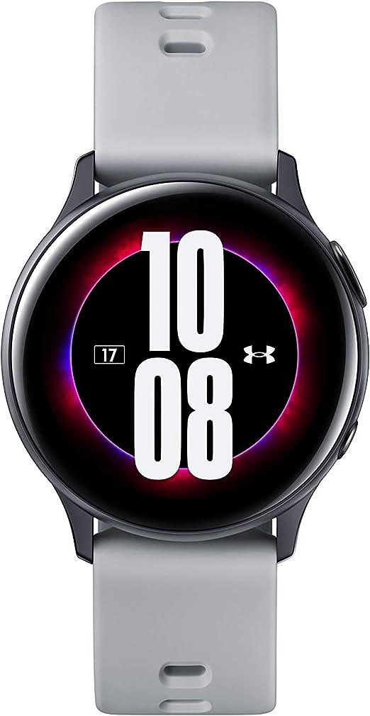 Samsung Galaxy Watch Active 2 - Smartwatch de Aluminio, 40mm, Under Armour, Bluetooth [Versión española], Color Blanco: Amazon.es: Electrónica