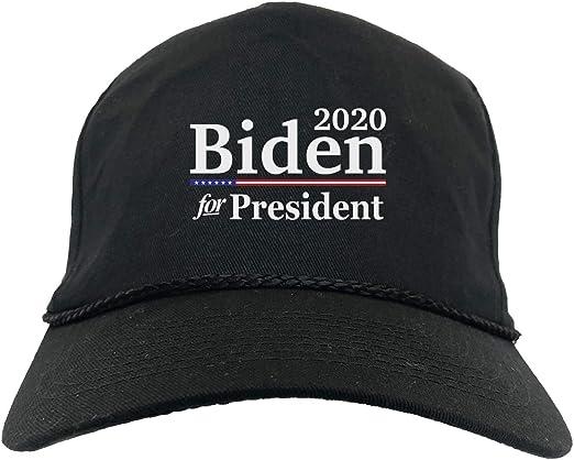 Biden 2020 Casquette de Baseball Campagne Biden pour Le pr/ésident 2020 Casquette r/églable Chapeau Unisexe en Coton brod/é adapt/é /à la p/êche Camping randonn/ée