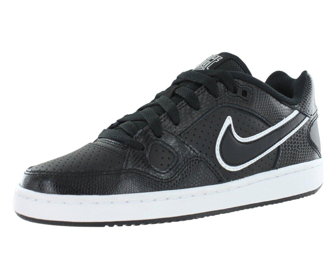 Nike Damen Wmns Son of Force Sneaker, Schwarz  36 EU|Nero / Nero-bianco)