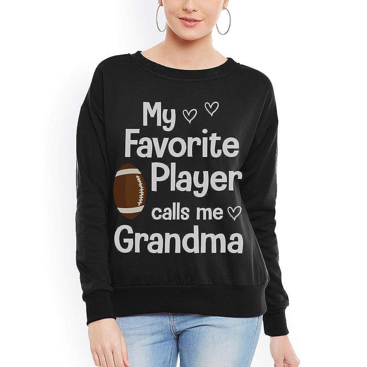 tee My Favorite Player Calls Me Grandma Unisex Sweatshirt