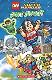 LEGO DC Super Heroes: Space Justice (Reader #1)