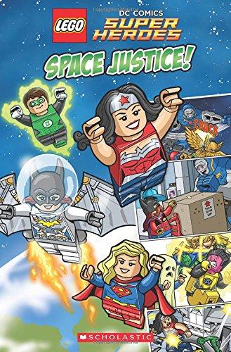 Space Justice Comics Super Heroes