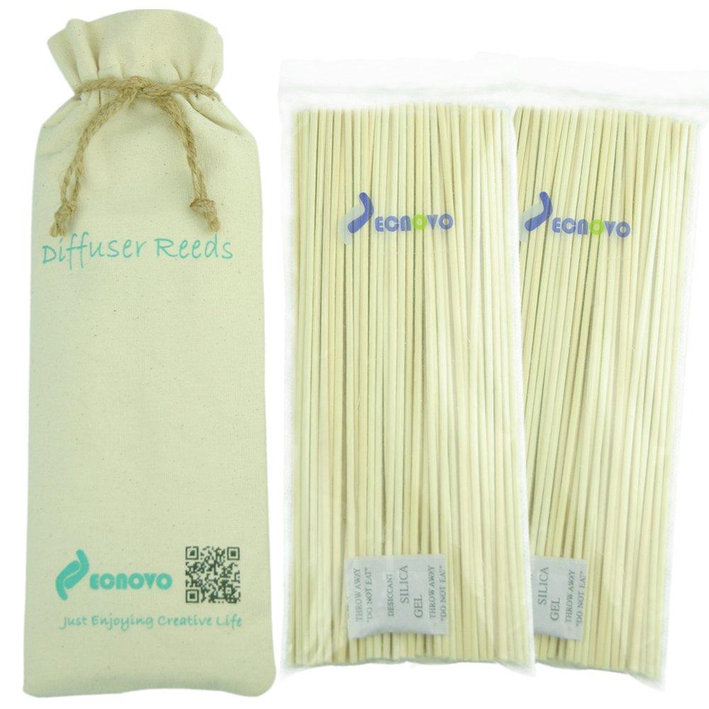【一部予約!】 jecnovo Rattan Reed 9インチ( Diffuser Sticks for Essential – Essential OilアロマテラピーStick Diffuser withキャンバスバッグのセット200 – 9インチ( Natural ) B01J2YMPDO, インポートギフト アンティエーレ:b8336a5f --- arianechie.dominiotemporario.com