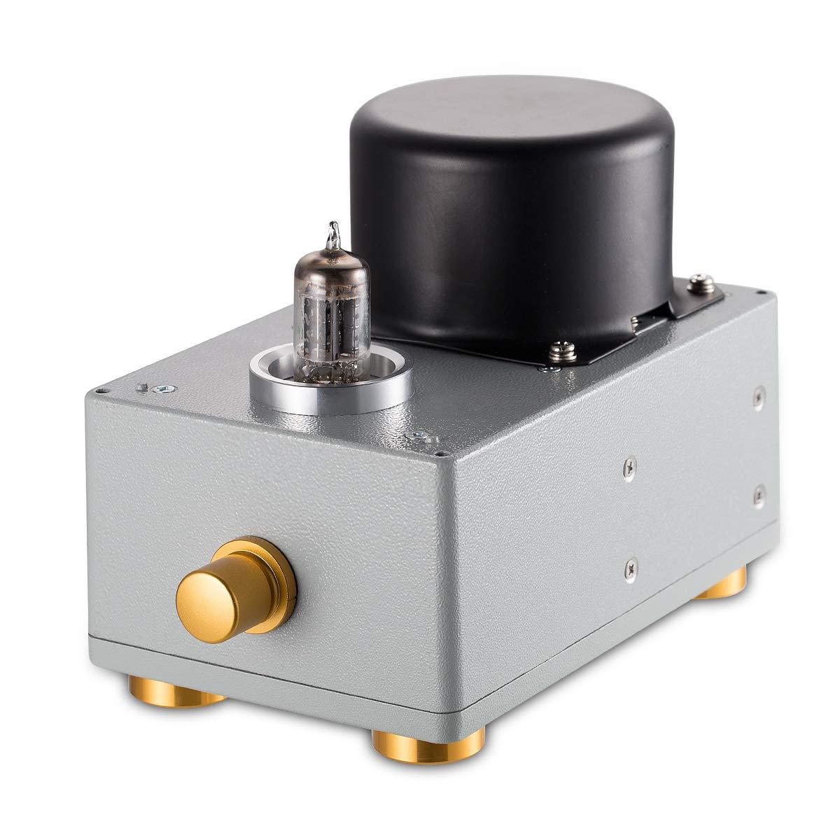 HiFi ステレオ シングル 真空管 5687 プリアンプ Audio Note M7に触発   B07MD8N4YG