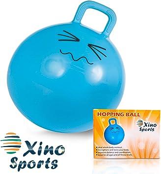 XinoSports Deluxe salto de la bola para los adolescentes niños y ...