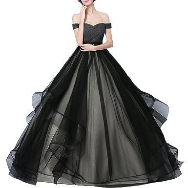 Women Black Wedding Dress