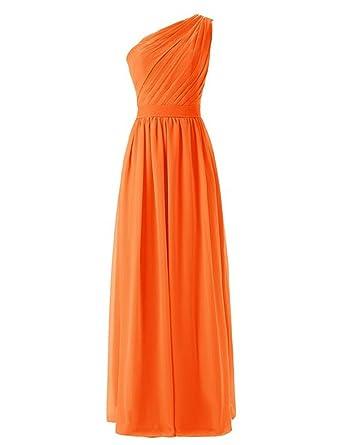 The 8 best orange prom dresses under 100 dollars