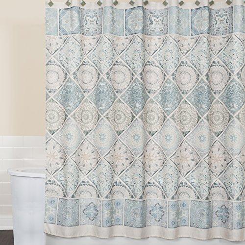 modena shower curtain