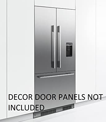 Fisher And Paykel Rs90au1 Fully Integrated Designer French Door