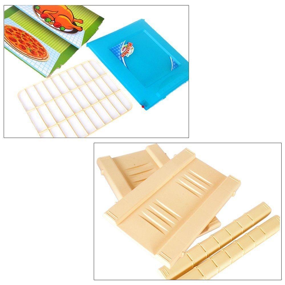 TOOGOO 1set enfants electroniques portatifs Cuisine pour enfants Garcon jouet Set de Jeu de cuisine