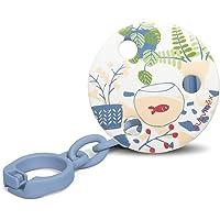 Suavinex - Broche de chupetes para bebés +0