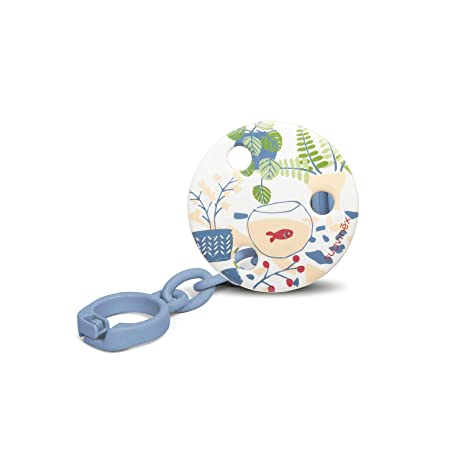 Suavinex - Broche de chupetes para bebés +0 meses. Broche ...