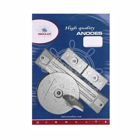 Osculati Kit anodi fuoribordo magnesio Honda 75/225 HP (Magnesium Anode Kit for Honda