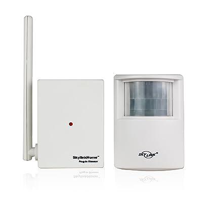 skylinkhome SK-10 inalámbrica Sensor de movimiento activado lámpara de luz Dimmer interruptor de control