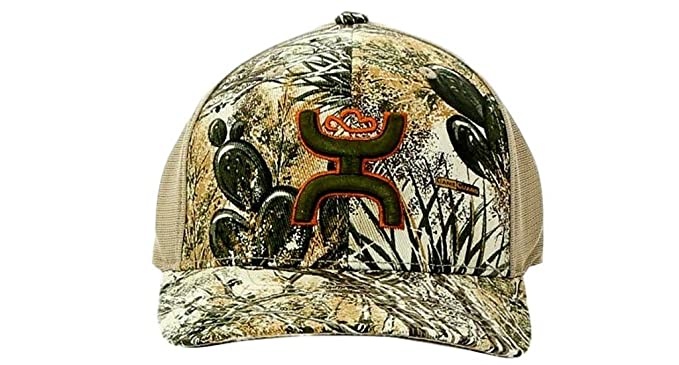 9454e8a4 Image Unavailable. Image not available for. Color: Hooey GameGuard/Tan Flex  Fit Hat ...