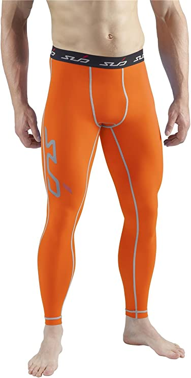Sub Sports Dual Collant de compression Gar/çon Bleu