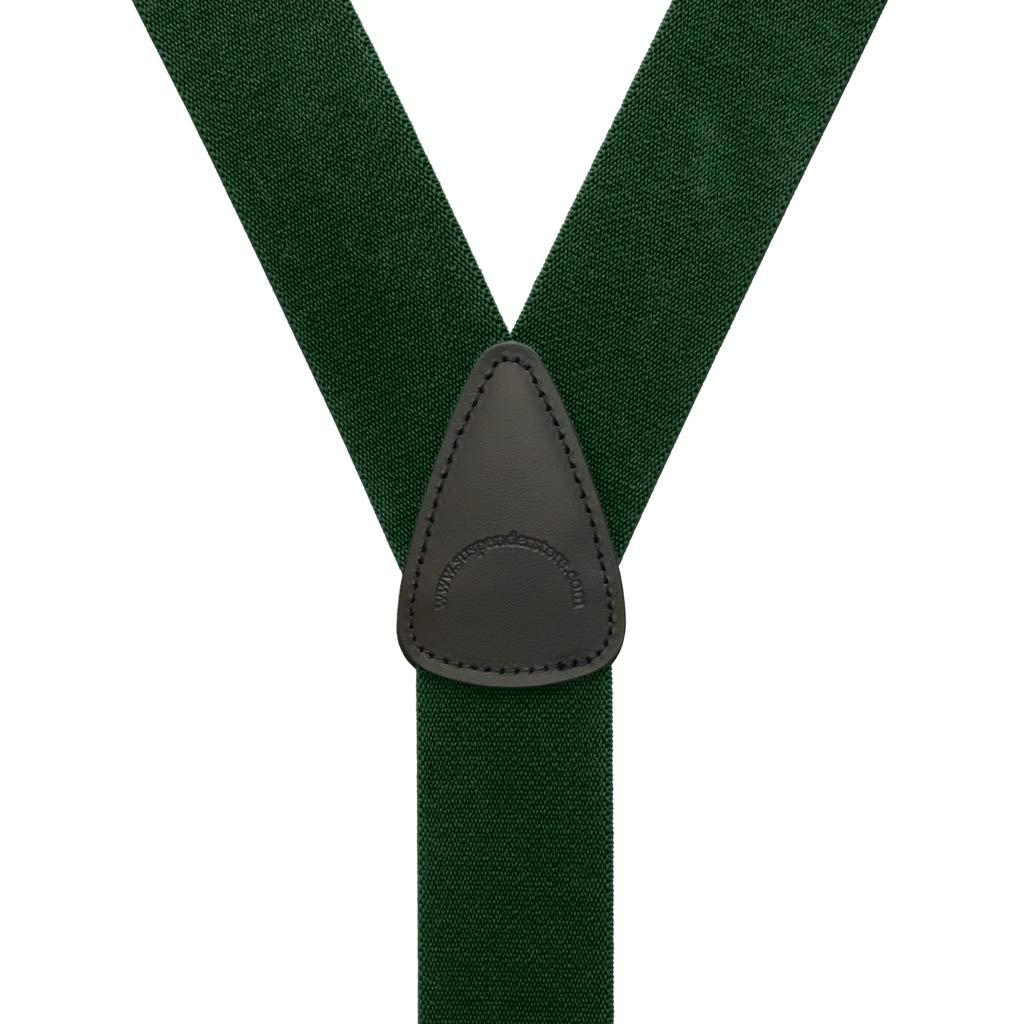 SuspenderStore Mens 1.5 Inch Trigger Snap Suspenders