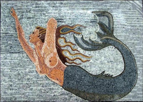 Wall Pool Art Tile (38x52