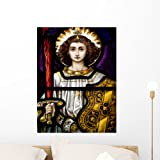 Wallmonkeys Archangel Michael Wall Decal Peel and