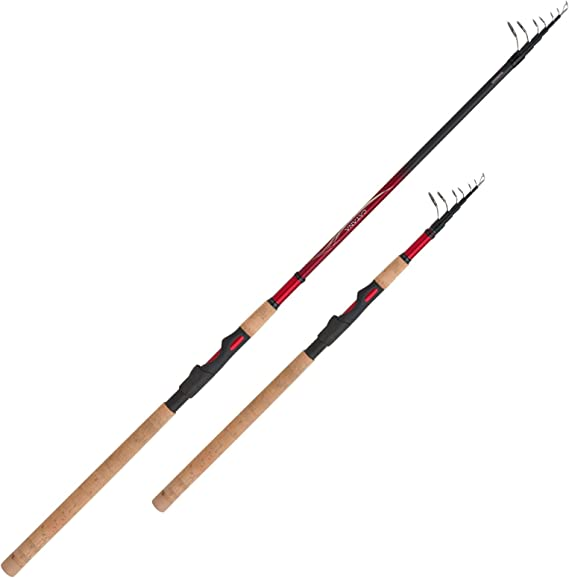 SHIMANO Catana Ex Telespin 3 m 10-30 g Cañas de Spinning Pesca Rio ...