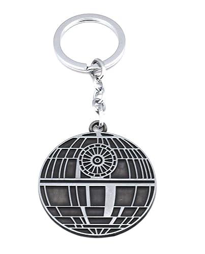 Gemelolandia Llavero Star Wars Estrella de La Muerte: Amazon ...