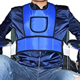 Criss Cross Chest Vest Restraint For Use with Bed or Chair … (Green)