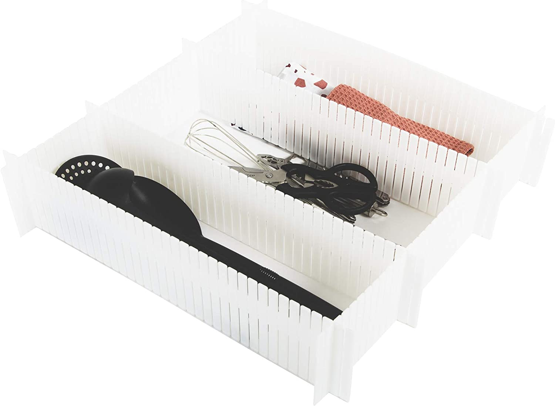 Compactor Blanc Rangement & CIE RAN5191 – Organizador para cajón ...