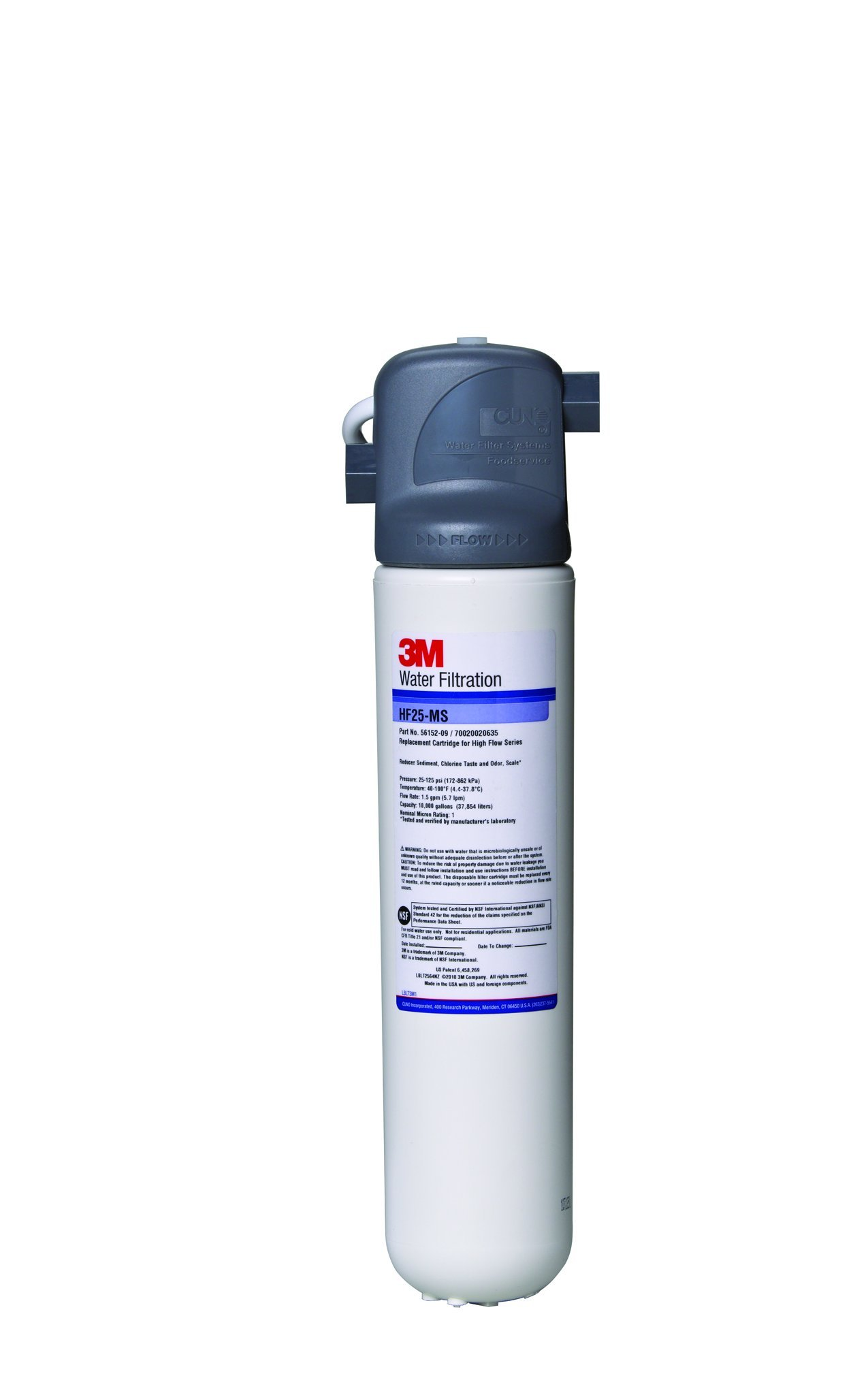 3M Purification-Food Service BREW125-MS 5616002 Filtration System, Water Filtration Products