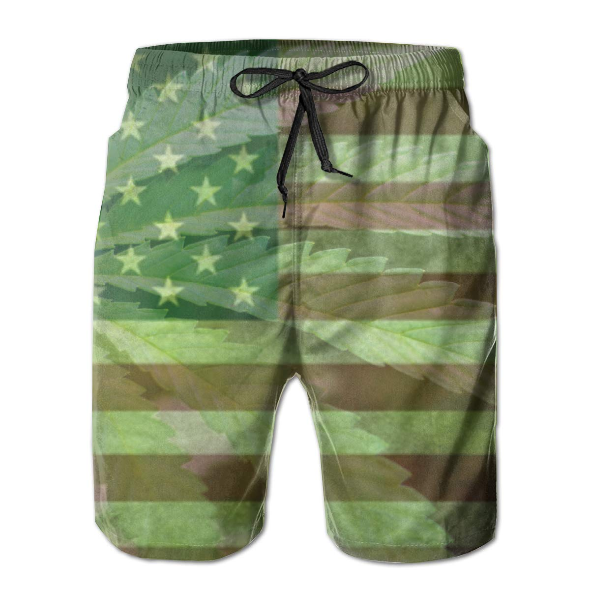 YongColer Mens Quick Dry Swim Trunks Board Shorts for Running Swimming Surfing