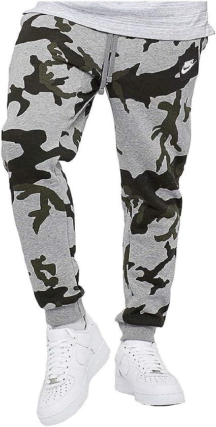 pantaloni camouflage nike