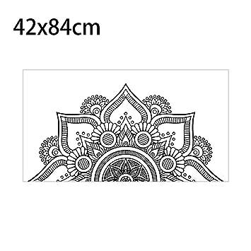 StageOnline Wall Decal Half Mandala ... - Amazon.com