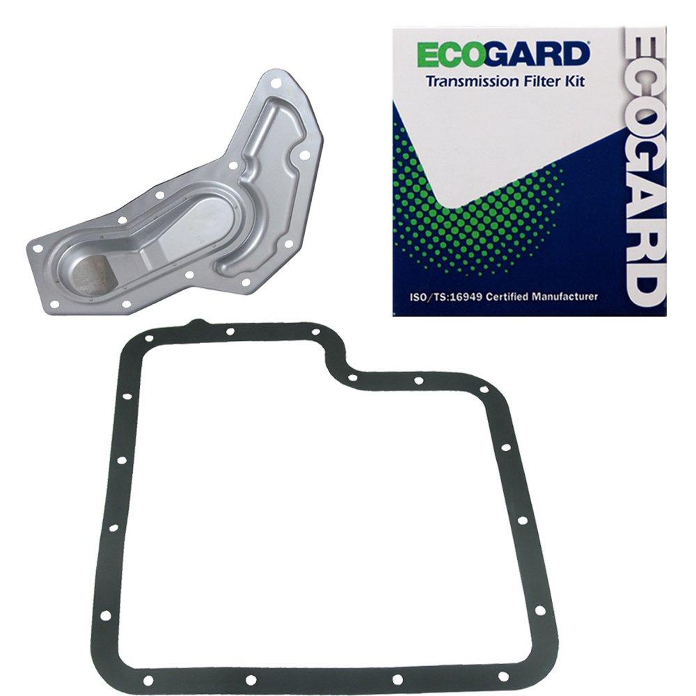 1975-1996 E-150 Econoline 1975-1996 F-150 ECOGARD XT235 Transmission Filter Kit for 1975-1996 Ford F-250 1975-1996 F-350 1975-1996 E-350 Econoline 1977-1996 E-350 Econoline Club Wagon
