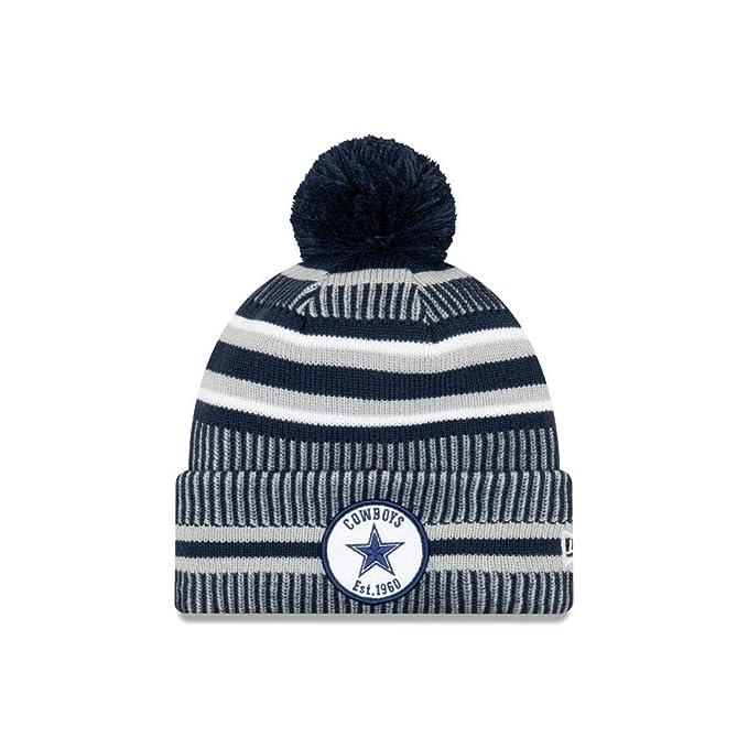 A NEW ERA Era On Field Sport Knit Hm Beanie ~ Dallas Cowboys ...