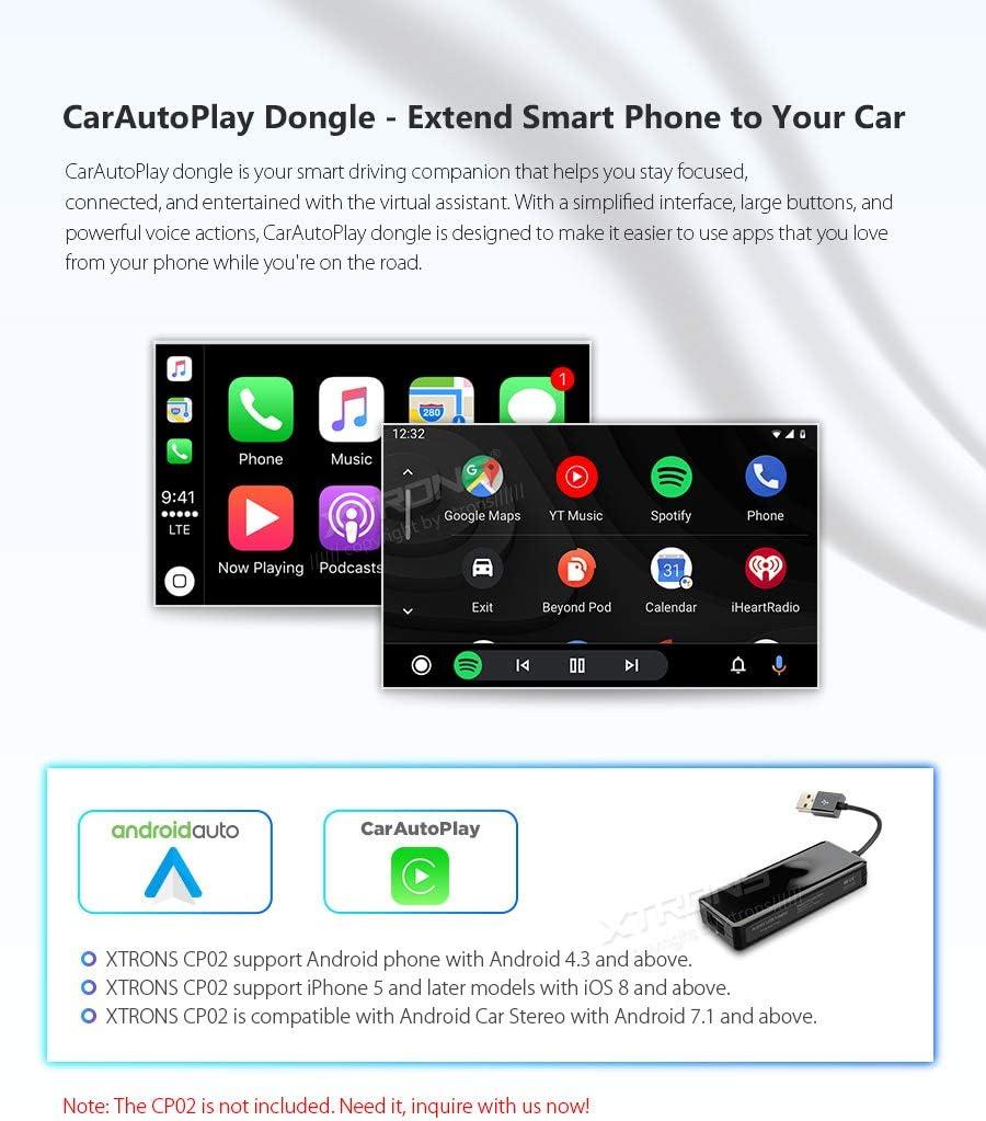 Xtrons 9 Inch Android 9 0 Quad Core Car Radio 2gb Ram Elektronik