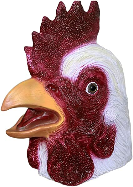 NEUF Tête complète ROOSTER Mask