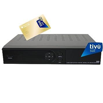 SAB HD 4900 HDTV Satellite Receiver for Tivusat: Amazon co uk