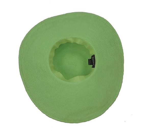6c97f98f034 Amazon.com   Women s Wide Brim Floppy Sun Gardening Hat Lime Green    Everything Else