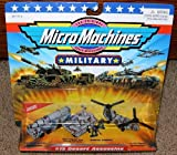Micro Machines Desert Assassins #15 Military Collection