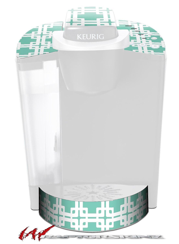 Boxedシーフォームグリーン – デカールスタイルビニールスキンFits Keurig k40 Eliteコーヒーメーカー( Keurig Not Included )   B017AKEZTY